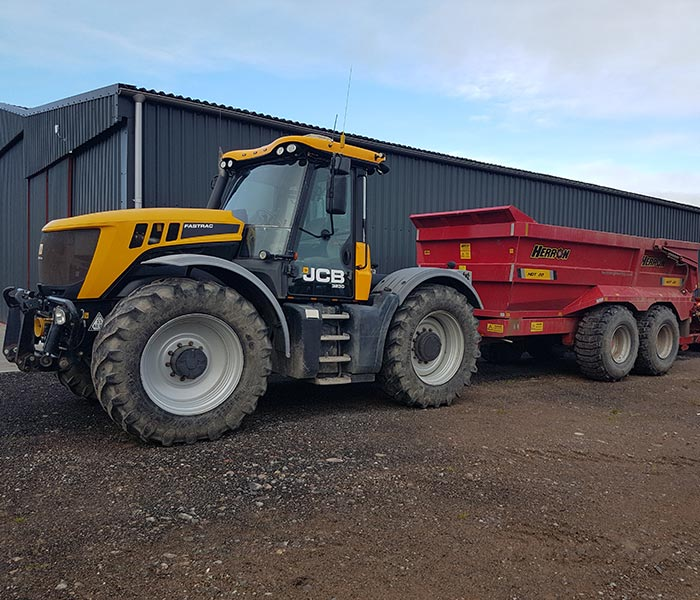 plus Dump Trailer and Low Loader