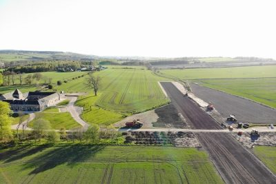 Bobby Ross Ltd - Newhall Mains Runway 4