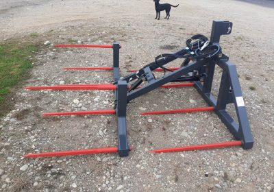 New Double & Four Bale Handlers